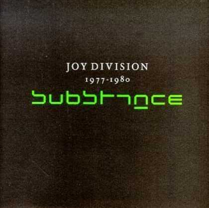 Bestselling Music (2006) - Substance by Joy Division