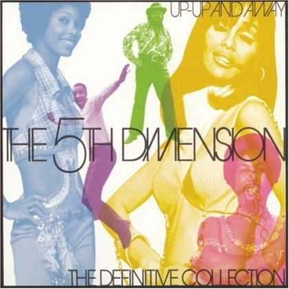 Bestselling Music (2006) - Up-Up And Away: The Definitive Collection by The 5th Dimension
