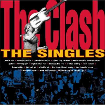 Bestselling Music (2006) - The Singles by The Clash