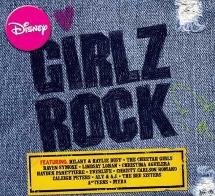 Bestselling Music (2006) - Disney Girlz Rock by Disney