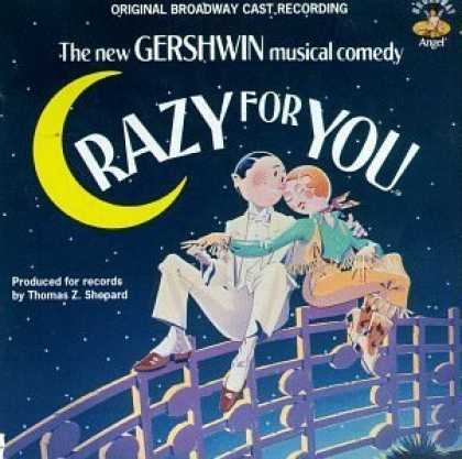 Bestselling Music (2006) - Crazy for You (1992 Original Broadway Cast) by George Gershwin