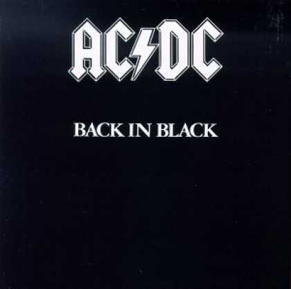 Bestselling Music (2006) - Back in Black by AC/DC