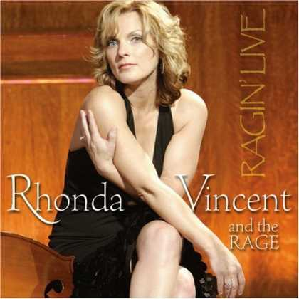 Bestselling Music (2006) - Ragin' Live by Rhonda Vincent