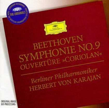 Bestselling Music (2006) - Beethoven: Symphony No. 9 / Karajan, Berlin Philharmonic Orchestra