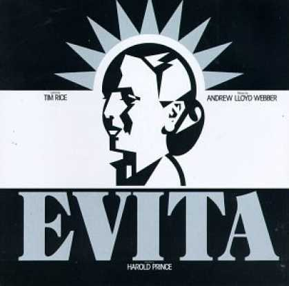 Bestselling Music (2006) - Evita (1978 Original Broadway Cast) by Andrew Lloyd Webber