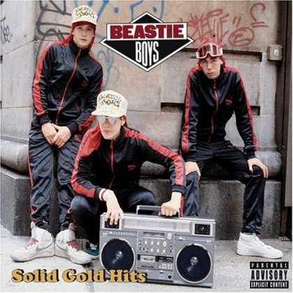 Bestselling Music (2006) - Solid Gold Hits by Beastie Boys