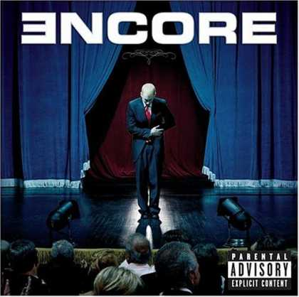 Bestselling Music (2006) - Encore (Deluxe Edition) by Eminem