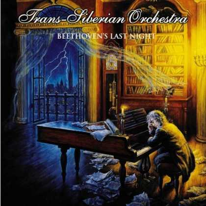 Bestselling Music (2006) - Beethoven's Last Night by Trans-Siberian Orchestra