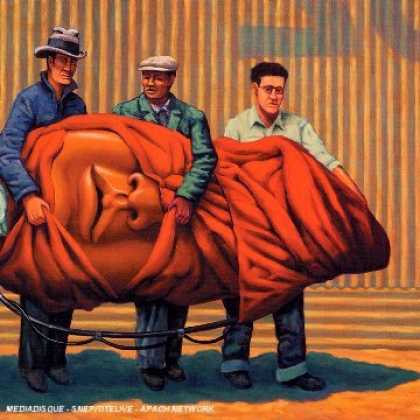 Bestselling Music (2006) - Amputechture by The Mars Volta