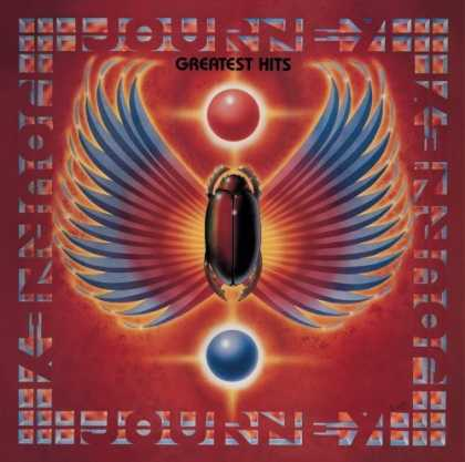 Bestselling Music (2006) - Greatest Hits by Journey