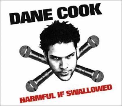 Bestselling Music (2006) - Harmful If Swallowed (CD & DVD) by Dane Cook