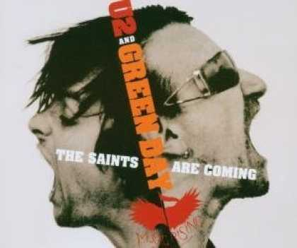 Bestselling Music (2006) - Saints Are Coming by U2 & Green Day