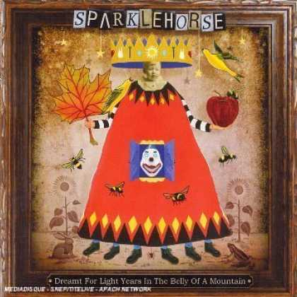 Bestselling Music (2006) - Dreamt for Light Years in the Belly of a Mountain by Sparklehorse