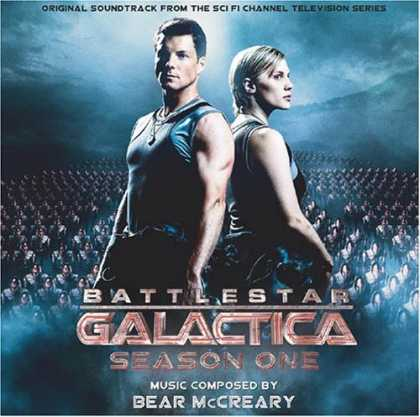 Bestselling Music (2006) - Battlestar Galactica: Season One by Daniel McGrew