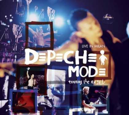 Bestselling Music (2006) - Touring the Angel: Live in Milan by Depeche Mode