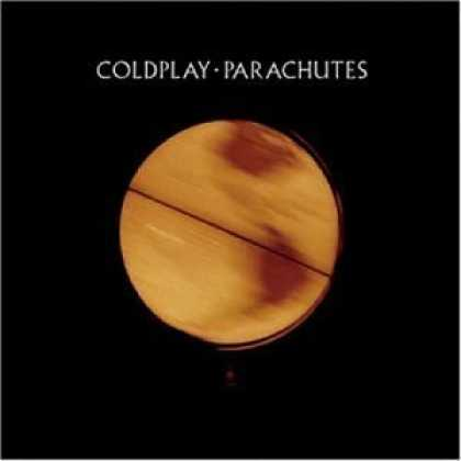 Bestselling Music (2006) - Parachutes by Coldplay