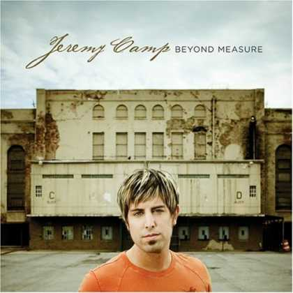 Bestselling Music (2006) - Beyond Measure by Jeremy Camp