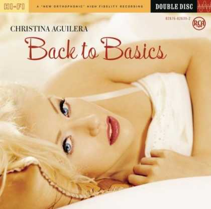 Bestselling Music (2006) - Back to Basics by Christina Aguilera