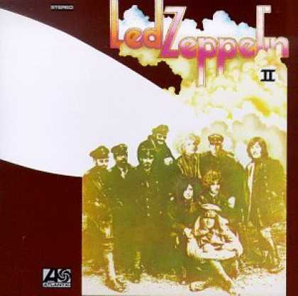 Bestselling Music (2006) - Led Zeppelin II by Led Zeppelin