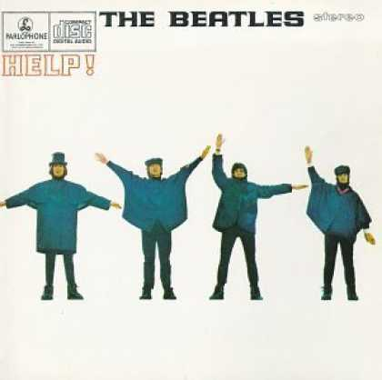 Bestselling Music (2006) - Help! [UK] by The Beatles