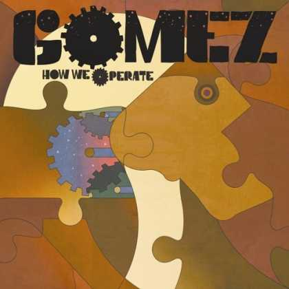 Bestselling Music (2006) - How We Operate by Gomez