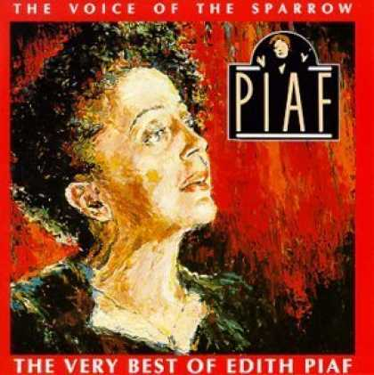 Bestselling Music (2006) - The Voice of the Sparrow: The Very Best of Edith Piaf by Edith Piaf