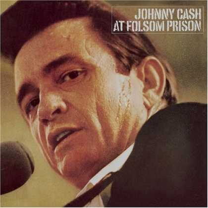 Bestselling Music (2006) - At Folsom Prison by Johnny Cash