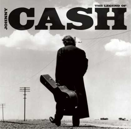 Bestselling Music (2006) - The Legend of Johnny Cash by Johnny Cash