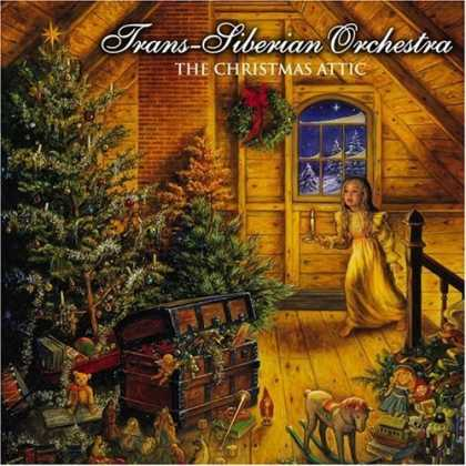 Bestselling Music (2006) - The Christmas Attic by Trans-Siberian Orchestra