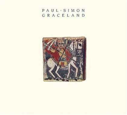 Bestselling Music (2006) - Graceland by Paul Simon