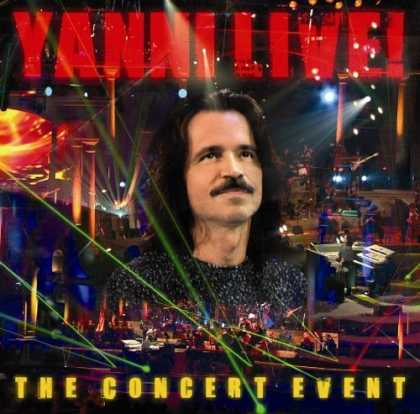 Bestselling Music (2006) - Live: The Concert Event by Yanni
