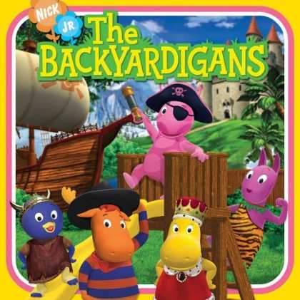 Bestselling Music (2006) - The Backyardigans by The Backyardigans