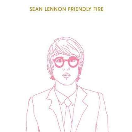 Bestselling Music (2006) - Friendly Fire (CD+DVD) by Sean Lennon