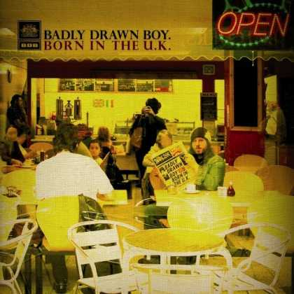 Bestselling Music (2006) - Born in the U.K. by Badly Drawn Boy