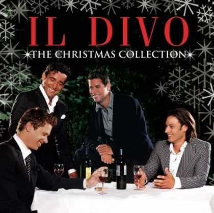 Bestselling Music (2006) - The Christmas Collection by Il Divo