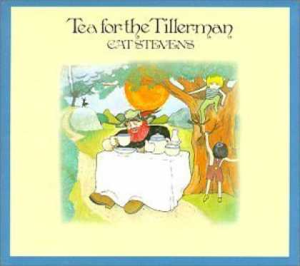 Bestselling Music (2006) - Tea for the Tillerman by Cat Stevens