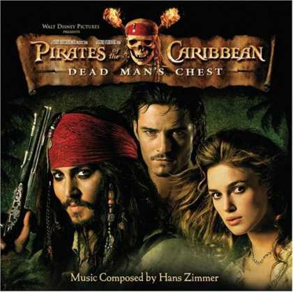 Bestselling Music (2006) - Pirates of the Caribbean: Dead Man's Chest by Hans Zimmer