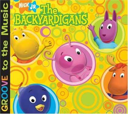 Bestselling Music (2006) - Groove to the Music by The Backyardigans
