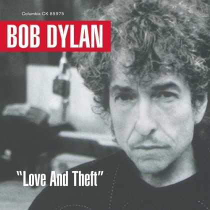 "Bestselling Music (2006) - ""Love and Theft"" by Bob Dylan"