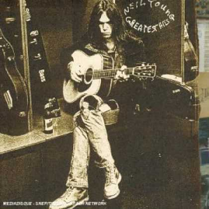 Bestselling Music (2006) - Greatest Hits by Neil Young