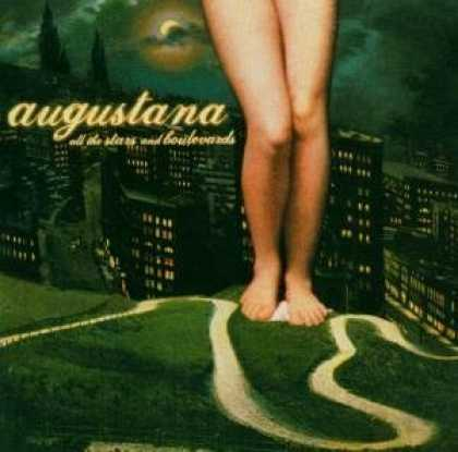 Bestselling Music (2006) - All The Stars And Boulevards by Augustana