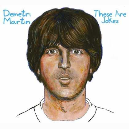 Bestselling Music (2006) - These Are Jokes by Demetri Martin