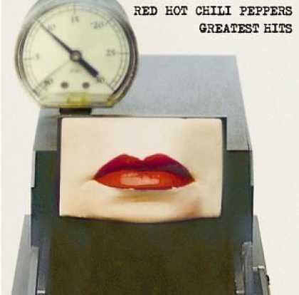 Bestselling Music (2006) - Greatest Hits by Red Hot Chili Peppers