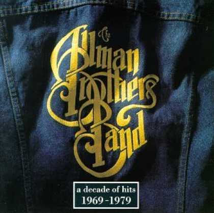 Bestselling Music (2006) - A Decade of Hits 1969-1979 by The Allman Brothers Band