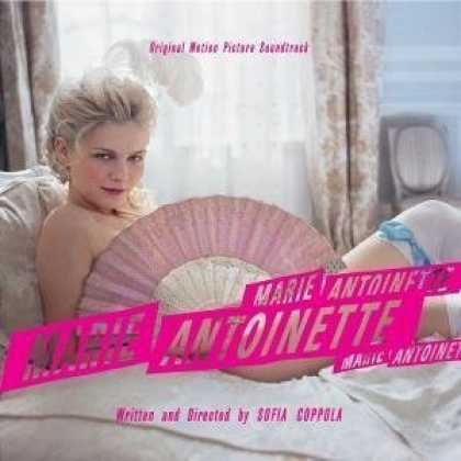 Bestselling Music (2006) - Marie Antoinette by Original Soundtrack