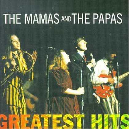 Bestselling Music (2006) - The Mamas & the Papas - Greatest Hits by The Mamas & the Papas