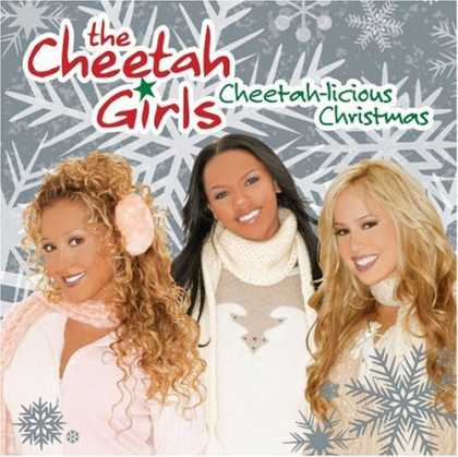 Bestselling Music (2006) - Cheetah-licious Christmas by The Cheetah Girls