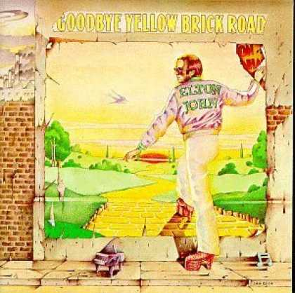 Bestselling Music (2006) - Goodbye Yellow Brick Road by Elton John