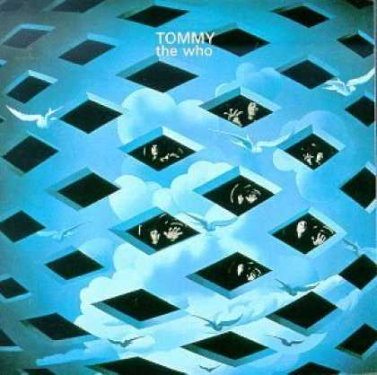 Bestselling Music (2006) - Tommy (1969 Original Concept Album) by The Who