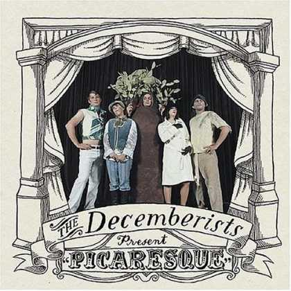 Bestselling Music (2006) - Picaresque by The Decemberists
